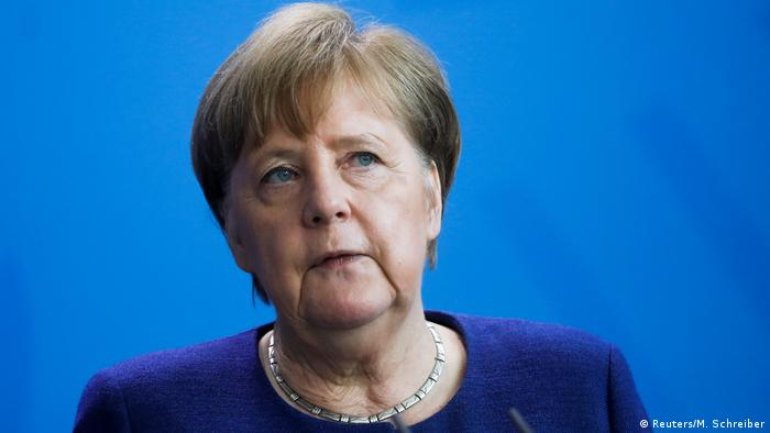 German Chancellor Angela Merkel (Reuters/M. Schreiber)