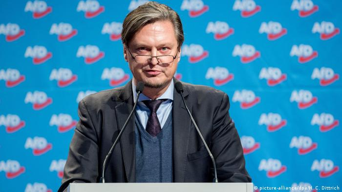 Frank-Christian Hansel of the AfD