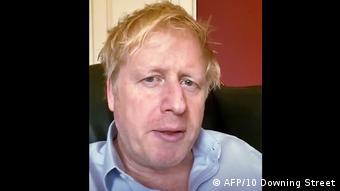 England | Coronavirus | Britischer Premierminister Johnson auf Intensivstation