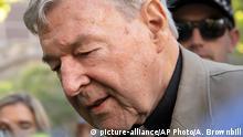 Australien Kardinal George Pell