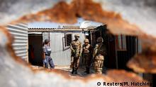 Polizei in aller Welt setzt Coronavirus-Sperren durch