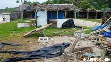 Devastation caused by cyclone Harold on Vanuatu (AFP/P. Carillo)