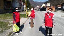 Corona-Krise in Bosnien und Herzegowina