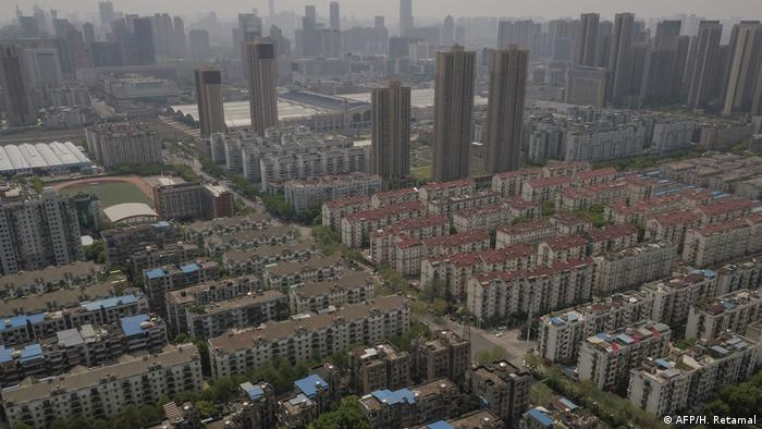 China Wuhan Rückkehr zur Normalität (AFP/H. Retamal)