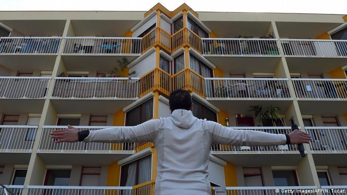 Життя на балконі в часи пандемії COVID-19