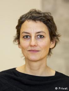 Ramona Lenz   Referentin für Flucht und Migration von Medico International