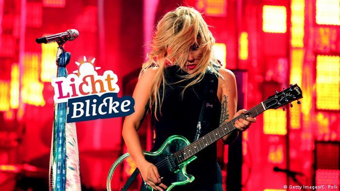 Lady Gaga Lichtblick