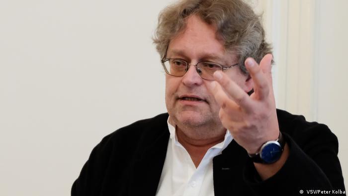 Peter Kolba chairman of the Austrian Consumer Protection Association