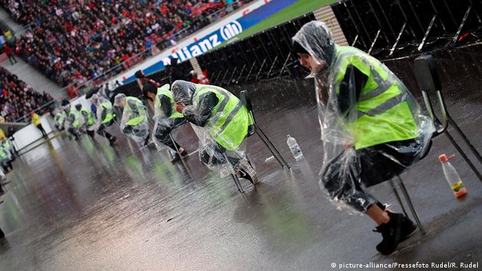 Forgotten by football: Coronavirus and the Bundesliga's matchday workers