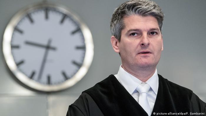 Düsseldorf: Mario Plein - Vorsitzende Richter im Loveparade-Prozess