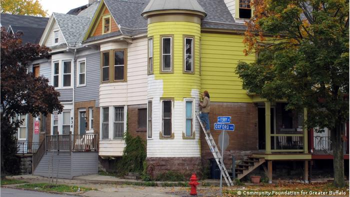 Houses being de-leaded in Buffalo (Community Foundation for Greater Buffalo )