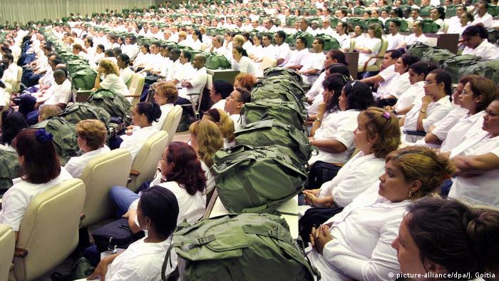 En 2005, el expresidente cubano Fidel Castro ordenó la creación del Contingente Internacional de Médicos Especializados en Situaciones de Desastres y Graves Epidemias Henry Reeve.