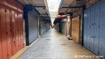 Ιερουσαλήμ: στη χριστιανική συνοικία της παλιάς πόλης