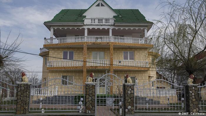 Rumänien Gemeinde Tandarei