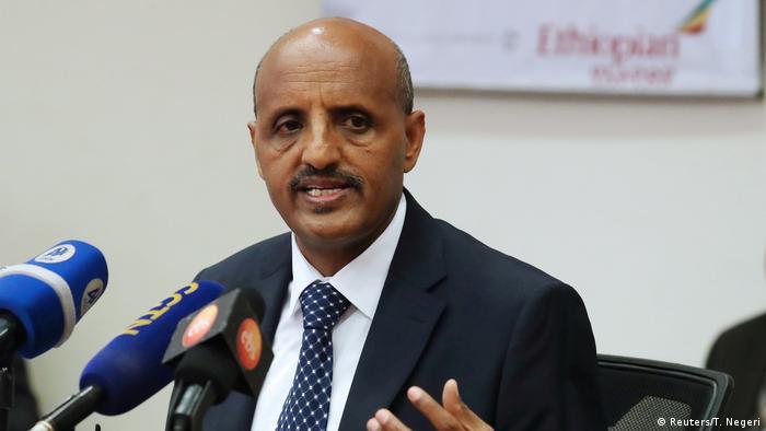 Tewolde Gebremariam CEO Ethiopian Airlines