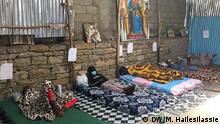 Äthiopien Addis Abeba   Coronavirus   Unterkunft obachlose Kinder