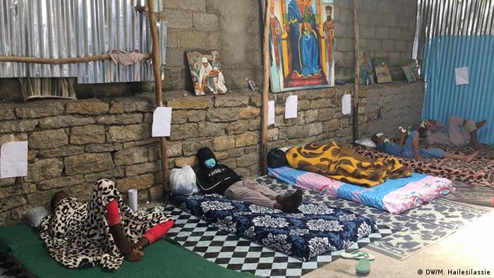 Волонтеры помогают бездомным детям в Мэкэле (Эфиопия)