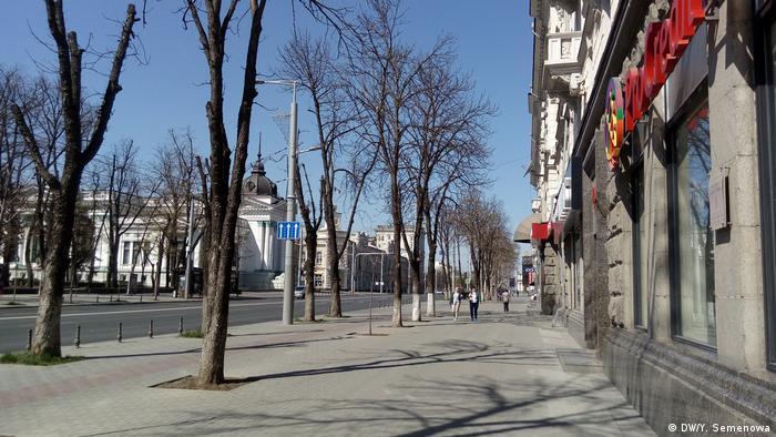 Rămâne Moldova pustie?
