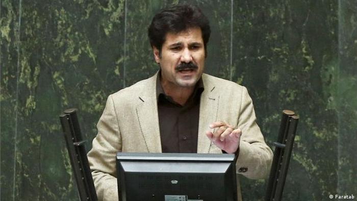 Iran Abdolkarim Husseinzadeh, Abgeordneter im Parlament