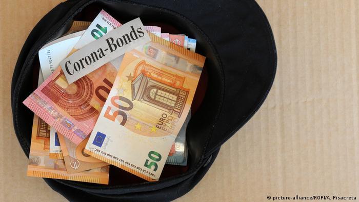 EU Corona Bonds Symbolbild