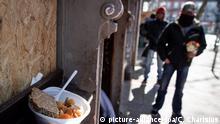 Deutschland Symbolbild Hilfe in der Corona-Pandemie