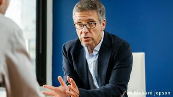 Ian Bremmer, abalista da Eurasia Group