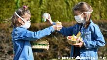 Deutschland Osterode Coronavirus - Ostereisuche
