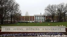 USA Baltimore Johns Hopkins University