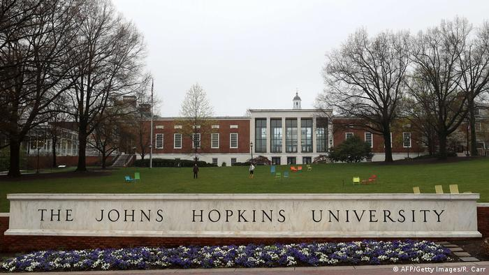 Johns Hopkins University: Die Corona-Experten