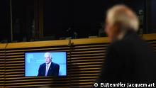 Josep Borrell Fontelles Participation of Josep Borrell Fontelles, Vice-President of the European Commission, at the Video conference of Foreign Affairs