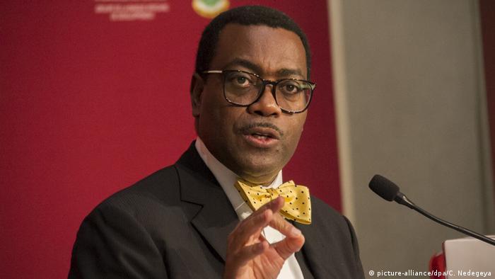 Akinwumi Adesina, président de la BAD
