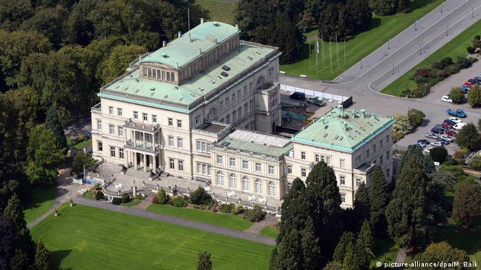 Villa Hügel, Essen (picture-alliance/dpa/M. Balk)