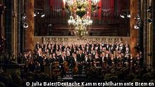 Die Deutsche Kammerphilharmonie Bremen