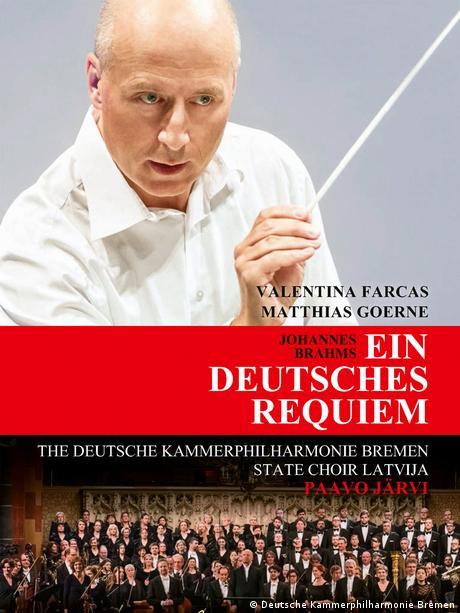 Deutsches Requiem von Johannes Brahms mit der Deutschen Kammerphilharmonie Bremen