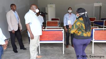Angola N'dalatando | Wassermangel behindert Coronavirus-Prävention