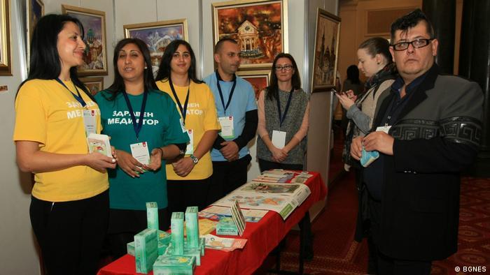 Информационен щад на здравните медиатори в Народното събрание