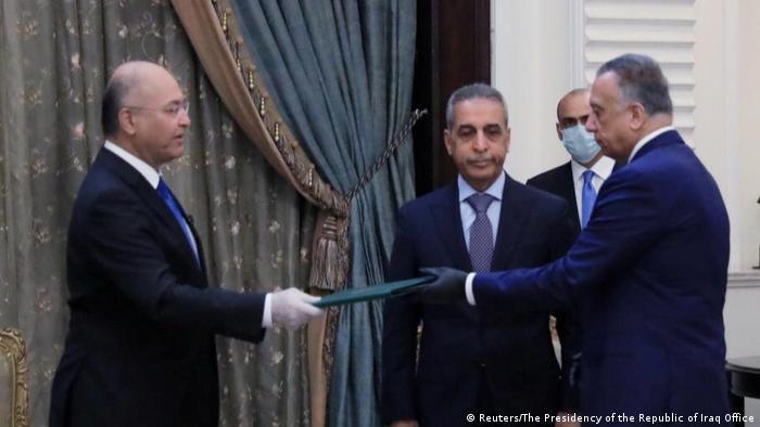 Irak | Designierter Premierminister Mustafa al-Kadhimi