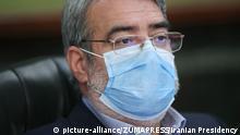 Iran | Coronavirus: Abdolreza Rahmani Fazli