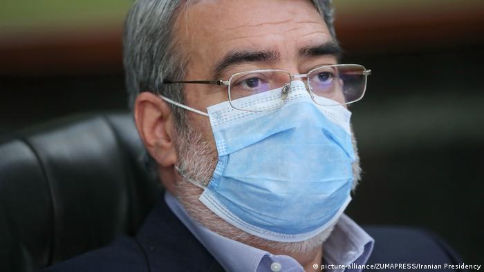 Iran   Coronavirus: Abdolreza Rahmani Fazli