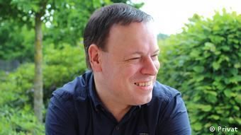 Belgien Professor Bert Blocken von der Universität Leuven