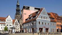 BG Deutsche Städte Zwickau Hauptmarkt