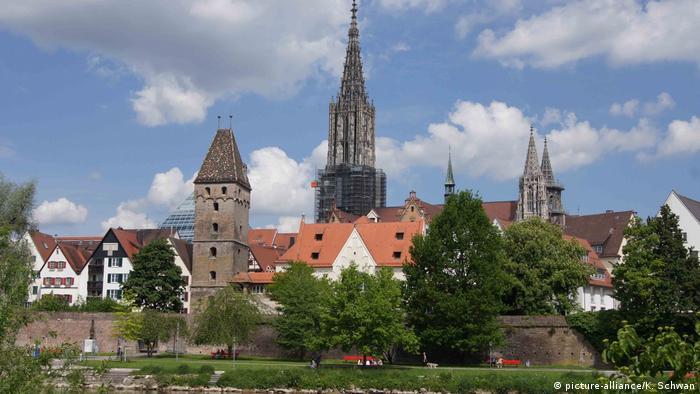 Banks of the Danube, Ulm, Germany (picture-alliance/K. Schwan)
