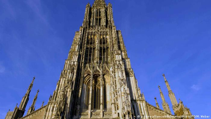 Ulm Cathedral, Ulm, Germany (picture-alliance/blickwinkel/McPHOTO/M. Weber)