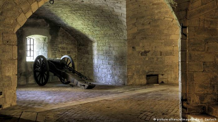 Federal fortifications, Ulm, Germany (picture-alliance/imagebroker/J. Gerlach)