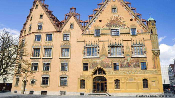 Town Hall, Ulm, Germany (picture-alliance/imagebroker)