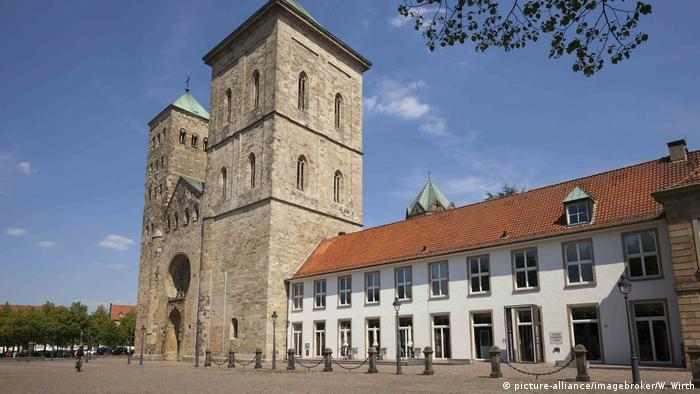 St. Peter's Cathedral, Osnabrück, Germany (picture-alliance/imagebroker/W. Wirth)