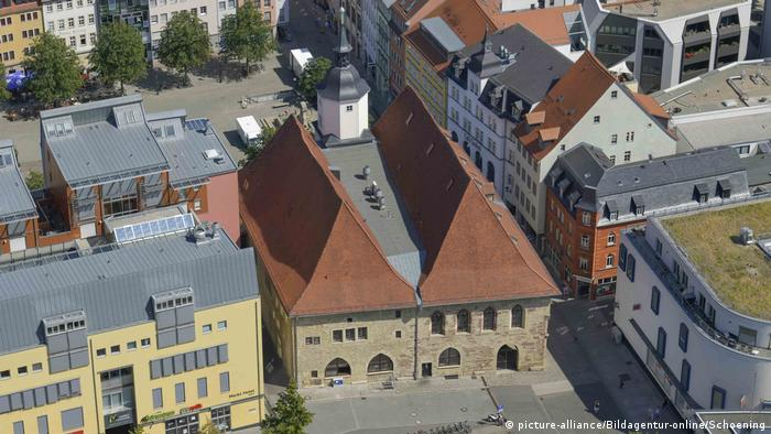 Altes Rathaus, Jena (picture-alliance/Bildagentur-online/Schoening)