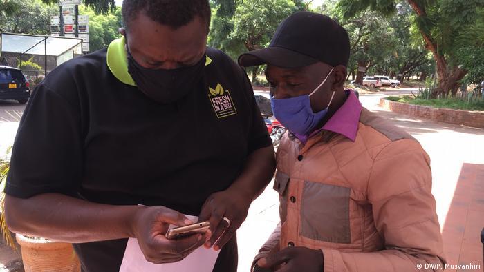 Startup zimbabueana Fresh in a Box está a distribuir produtos frescos ao domicílio