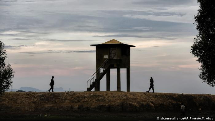 Bangladesch Symbolbild Rohingya-Flüchtlingslager in Cox's Bazar