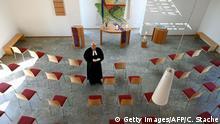 BG Deutschland steht still | Kirche
